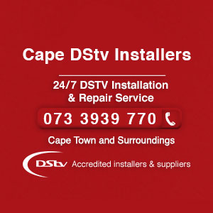 DSTV Installations Fish Hoek Satellite TV Installation