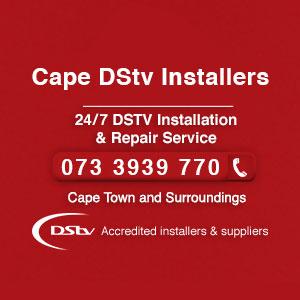 DSTV Installation bellville